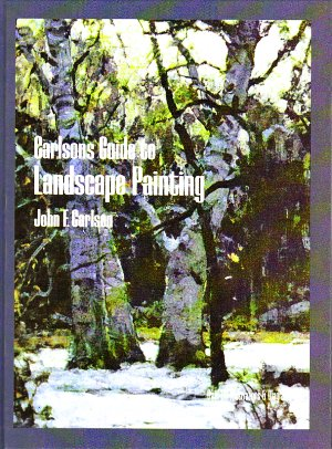Carlson's Guide to Landscape Painting book cover