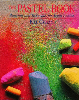 Book cover The Pastel Book by Bill Creevy